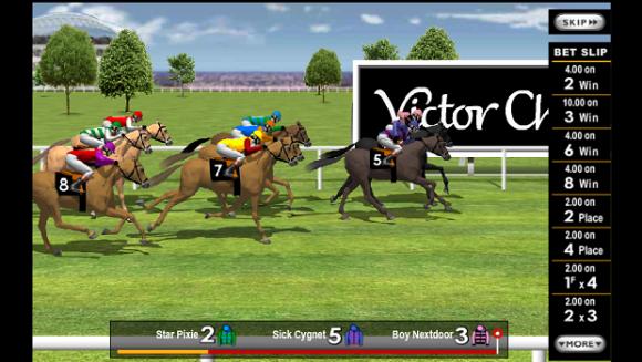 scommesse virtuali cavalli