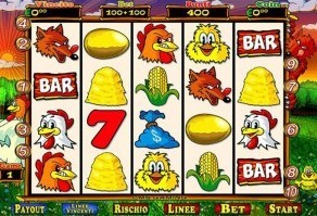 slot machine gratis online gallina