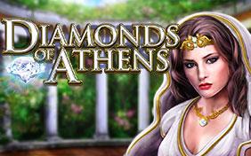 Diamonds of Athens slot - spil online gratis