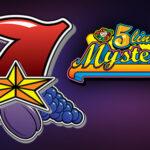 Five Line Mystery slot online gratis