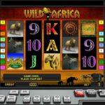 Wild Africa 2 slot vlt