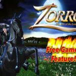 Zorro: The Tale of the Lost Gold slot online gratis
