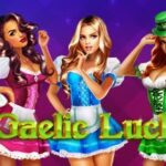 Gaelic Luck playtech logo