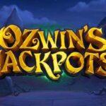 Oz Wins Jackpots logo