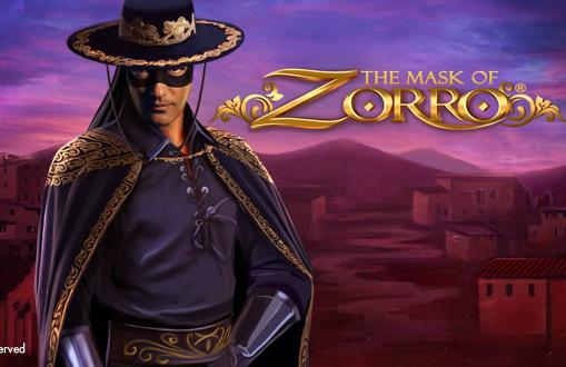 The Mask of Zorro Video Slot Machine Online - Gioca Gratis
